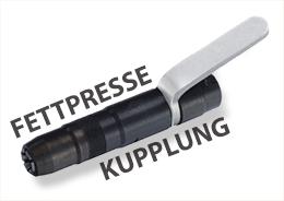 Fettpresse Kupplung